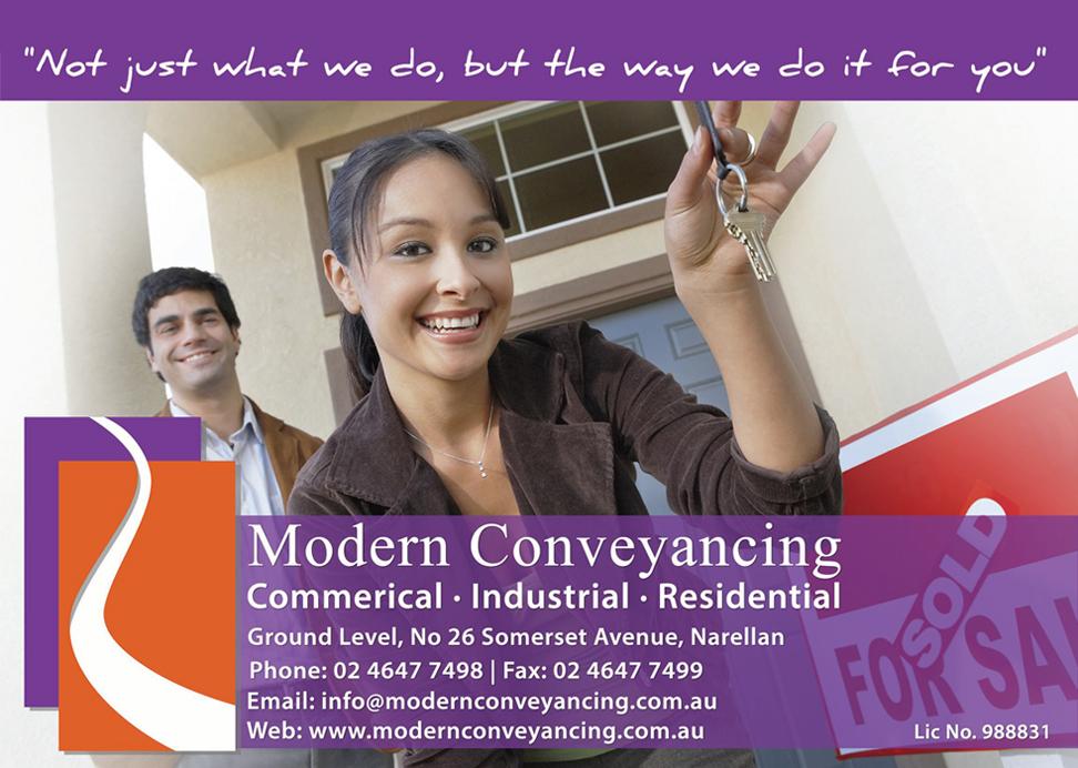 Modern Conveyancing