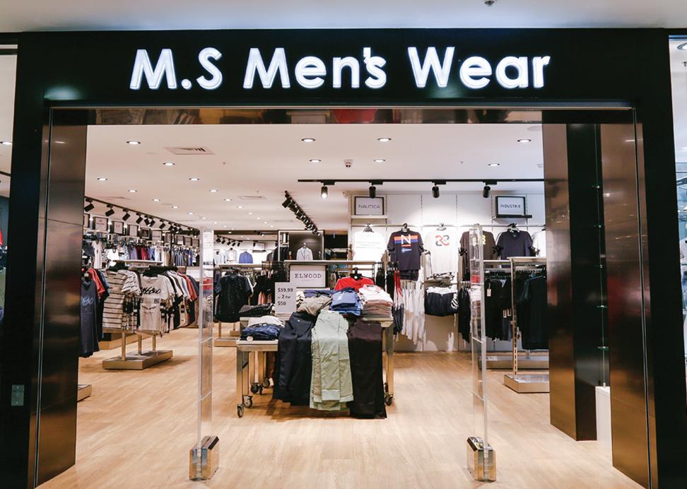 M&S Menswear